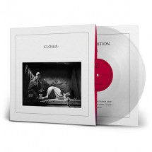 Closer (40th Anniversary Limited Crystal Clear Edition)