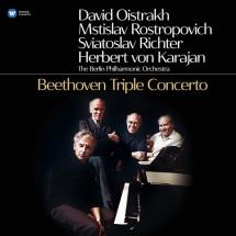 Triple Concerto For Violin, Cello & Piano (Vinyl)
