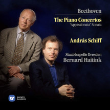 The 5 Piano Concertos, Appassionata Sonata