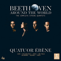 Beethoven Around The World - The Complete String Quartets