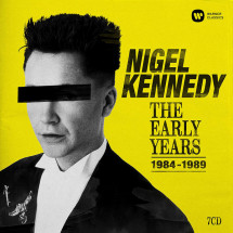 Nigel Kennedy - The Early Years (1984-1989)