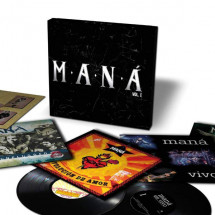 Mana Remastered Box Set Vol.1 (Limited Edition)