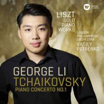 Tchaikovsky Piano Concerto No.1 & Liszt Solo Piano Works