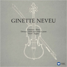Chausson - Poeme, Debussy - Sonate & Ravel - Tzigane