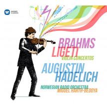 Brahms And Ligeti Violin Concertos