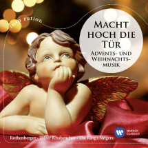 Macht hoch die Tür - Advents- und Weihnachtsmusik