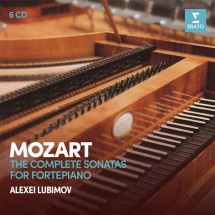 Mozart: Complete Sonatas for Pianoforte