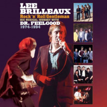 Lee Brilleaux - Rock 'N' Roll Gentleman