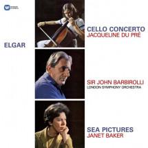 Cello Concerto Op.85, Sea Picture Op.37
