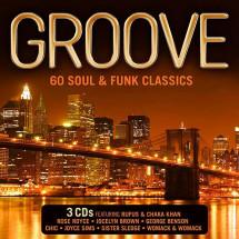 Groove - 60 Soul & Funk Classics