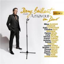 Dany Brillant Chante Aznavour En Duo - Volume 2 (Vinyl)