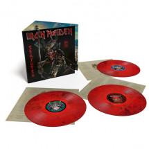 Senjutsu (Triple Red and Black Marble Vinyl)