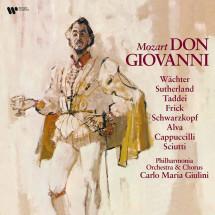 Mozart: Don Giovanni (Vinyl Box)