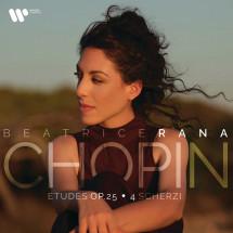 Chopin: Etudes, Op. 25 & Scherzi (Casebound Deluxe)