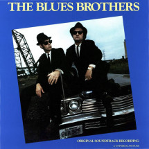 The Blues Brothers (Music From The Motion Picture Soundtrack) (Limited Blue Vinyl)