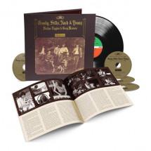 Deja Vu (50th Anniversary Deluxe 4CD & LP Book-Style Hard-Cover) (Vinyl)