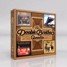 Quadio Boxed Set (Limited Blu-ray Audio)