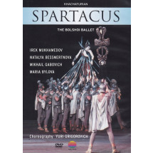 Spartacus (The Bolshoi Ballet)