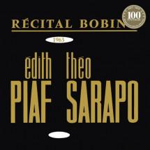 Recital Bobino 1963 - Piaf Et Sarapo