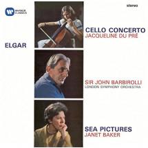 Cello Concerto Op.85, Sea Picture Op.37, Overture 'Cockaigne'