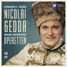 Strauss II & Lehar, F. - My Favourite Operetta Heroes