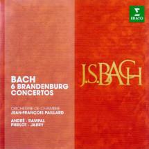 Brandenburg Concertos No.1-6