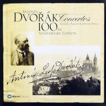 The Concertos, Serenades, Slavonic Dances and Requiem Mass (100th Anniversary Edition)