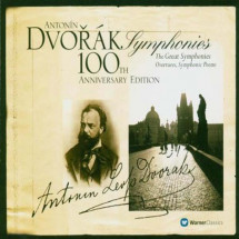 Symphonies, Overtures, Symphonic Poems (100th Anniversary Edition)