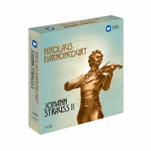 Nikolaus Harnoncourt & Johann Strauss II