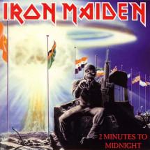 "2 Minutes To Midnight / Rainbows Gold (7"", Single)"