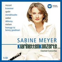 Clarinet Concertos Vol.2
