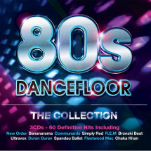 80's Dancefloor - The Collection