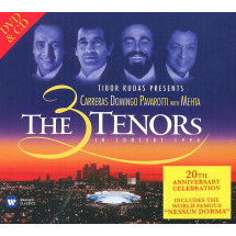The 3 Tenors in Concert 1994 (20 Anniversary Edition)