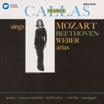 Callas Sings Mozart, Beethoven, Weber Arias
