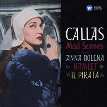 Mad Scenes From Anna Bolena, Hamlet, Il Pirata