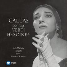 Verdi Arias Vol.1 - Macbeth, Nabucco, Ernani, Don Carlo