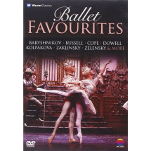 Ballet Favourites - excerpts from Swan Lake, Giselle, Romeo and Juliet and more