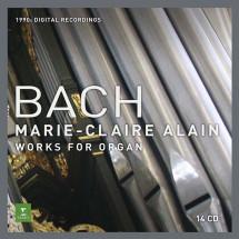 Complete Organ Works (1990s Digital Recordings)