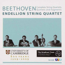 Complete String Quartets, Quintets And Fragments