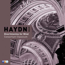 Haydn Edition Vol.7: Divertimentos For Wind Instruments
