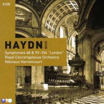 Haydn Edition Vol.4: The London Symphonies