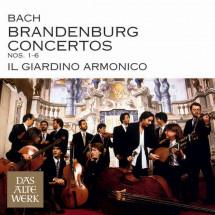 Complete Brandenburg Concertos No.1 - 6