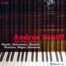 Solo Piano Music - Haydn, Schumann, Handel…