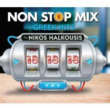 Greek Hits Non Stop Mix - Vol.13