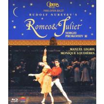 Romeo & Juliet (Paris Opera Ballet)