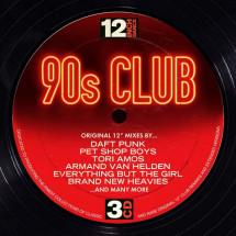 12 Inch Dance: 90s Club