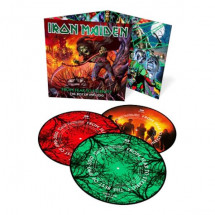From Fear To Eternity: The Best Of 1990-2010 (Limited Picture Disc)