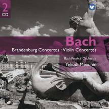 Brandenburg Concertos, Violin Concertos