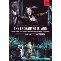 The Enchanted Island (Music By Handel, Vivaldi, Rameau and Others)
