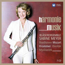 Blaserensemble - Beethoven, Mozart, Krommer, Dvorak
